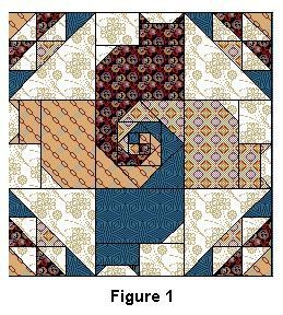 QuiltZine Presents Twisted Tails Mystery Quilt - Chapter Five free Quilt…
