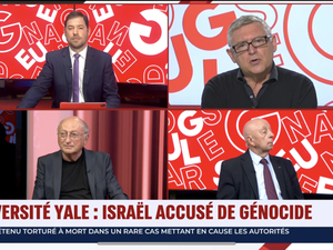 Michel Onfray - Les Grandes Gueules Moyen-Orient (i24 News) - 30.06.2021