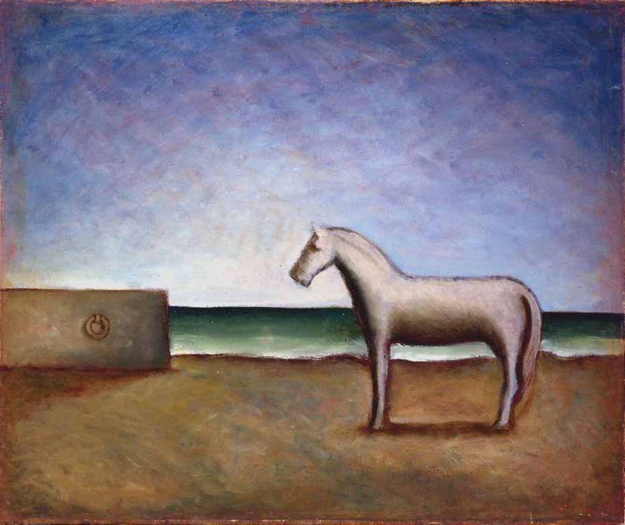 Rob Gonsalves, peintre accompli de l'imaginaire 🎨