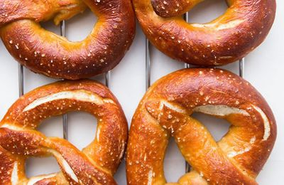 NEW YORK PRETZELS