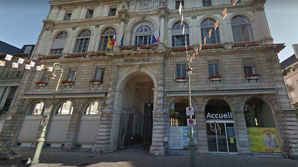 Hôtel de Ville de Pau