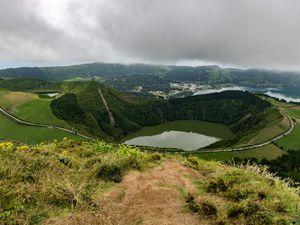 Lagoa de Fogo, Lagoa de Sete Cidades, Mosteiros et les plantations de thé de Gorreana