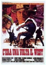 Il était une fois dans l'Ouest. ( Once Upon A Time In The West )