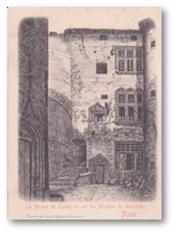 """De beaux arcs en accolade typiques de l'architecture de la Renaissance pourront être mis en valeur.Le chantier de l'ex-lingerie Faraud a mis au jour la Maison de Candie, autrefois auberge des """"Deux Lyons d'or"""". La célèbre marquise y serait née. Pas si sûr…"""
