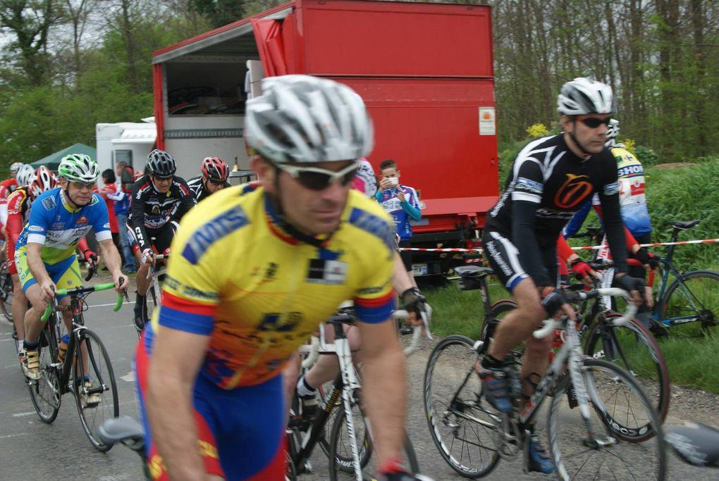 Christian Gageot et Glenn Roulot 3ème à Bois le Roy (27)