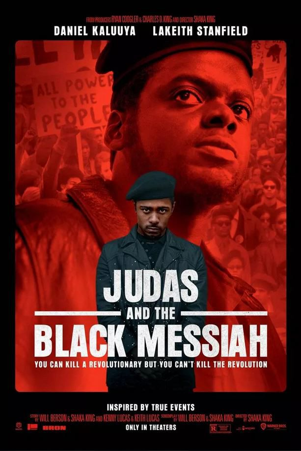 Judas and the Black Messiah (BANDE-ANNONCE) avec Daniel Kaluuya, Lakeith Stanfield, Jesse Plemons