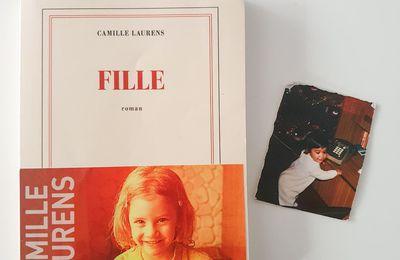 Fille de Camille Laurens