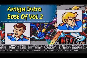 Mon Best OF d'Introduction de jeux Amiga Vol 2 en HD 1080p