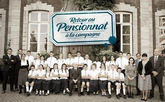 Retour au pensionnat à la campagne : les 24 élèves (Océane, Laura, Dylan, Gautier...).