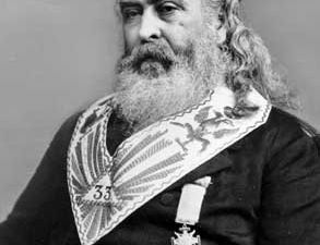 Albert Pike Décembre 1809- Avril 1891