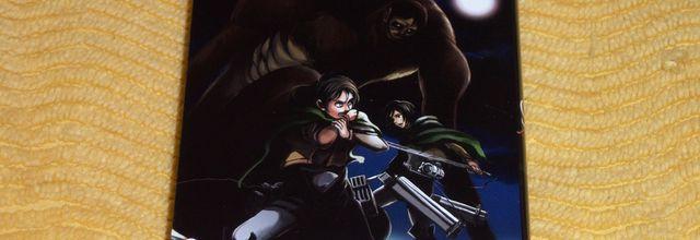 L'attaque des Titans - tomes 9 & 10