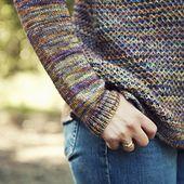Mira pattern by Justyna Lorkowska