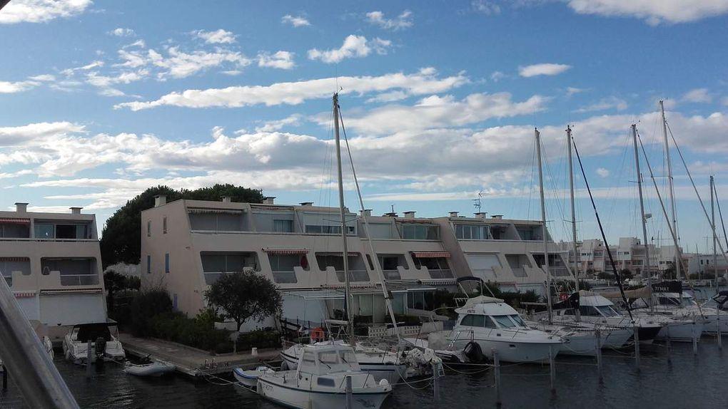 Photos prise à bord du Maxi-Catamaran: LE PROVIDENCE.