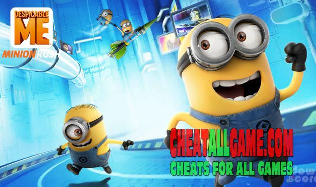 Minion Rush Hack 2019, The Best Hack Tool To Get Free Tokens
