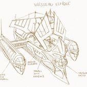 [IDL N°316] : Pas de combat.s à bord du vaisseau elfique (T.23) - Les Légendaires FAN