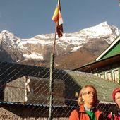Vers Khumjung - Le blog de henri2