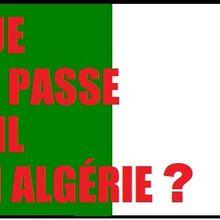 Leçons des élections algériennes