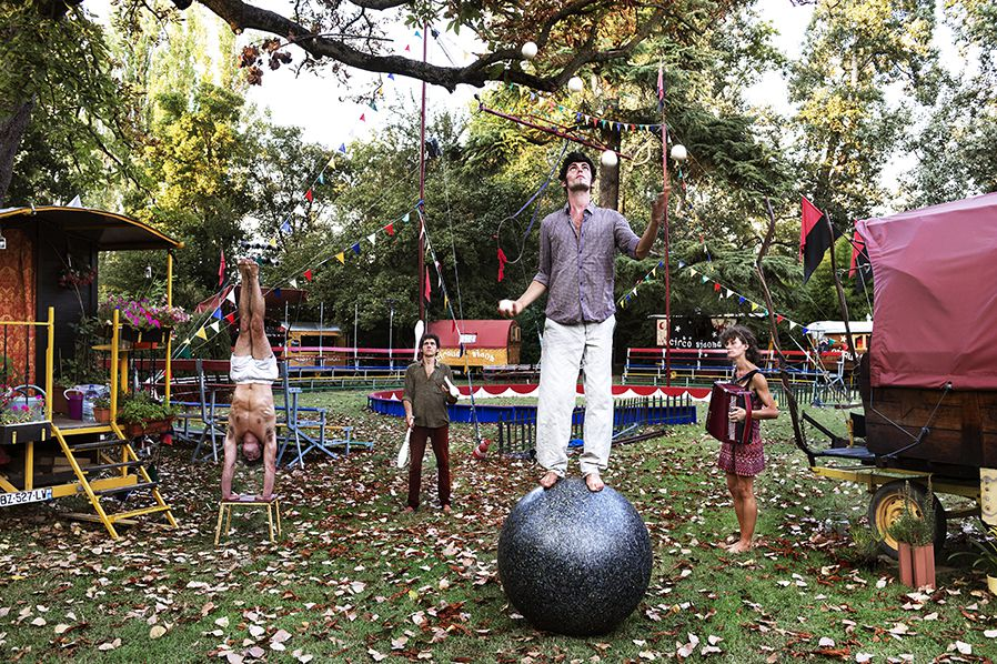 Le cirque Bidon
