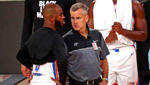 Billy Donovan n'est plus entraîneur-chef d'Oklahoma City Thunder
