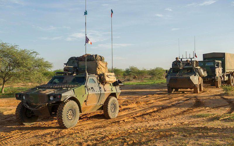 Les Etats-Unis accordent 10 millions de dollars à la France pour l'opération Barkhane