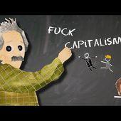 Le capitalisme expliqué par Albert Einstein