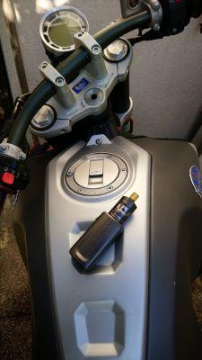 Test - Box - Clearomiseur - Kit Istick S80 et GZeno de chez Eleaf