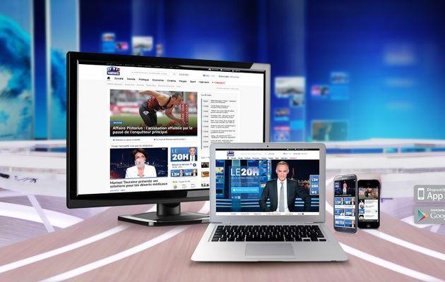 MYTF1News : Le JT de TF1 bientôt en second écran