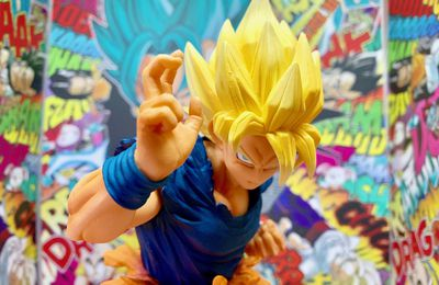 Ichiban Kuji The 20th Film Son Goku Super Saiyan