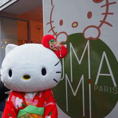 UMAMI MATCHA CAFE & HELLO KITTY OU QUAND PARIS RENCONTRE LE JAPON!