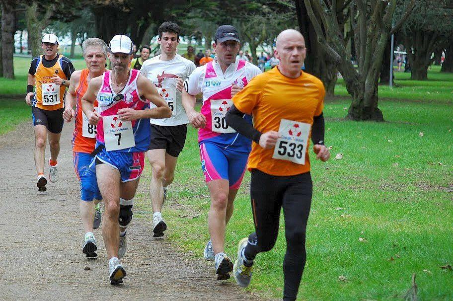 Les 10 km du Parc Paysager à St Nazaire le 25 février 2012. 4ème participations (déjà !!!) du R2C !