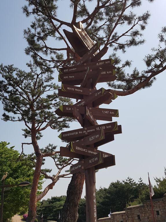 Suwon et la forteresse de Hwaseong