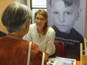 Saint-André-en-Morvan (58), Salon du Livre, 23 septembre 2018