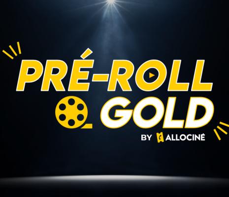 """Webedia présente le format """" Pre-roll Gold """", qui enrichit les spots cinéma avec des données AlloCiné"""