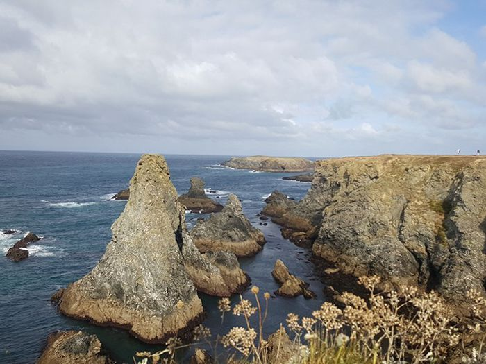 Belle Ile, un trail entre terre et mer (résultats)
