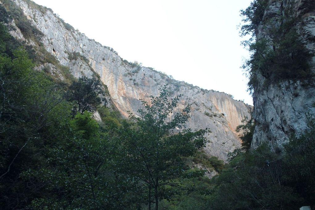 Les Gorges de la Fou : un merveille naturelle remarquable