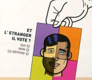 Pour le droit de vote des résidents étrangers