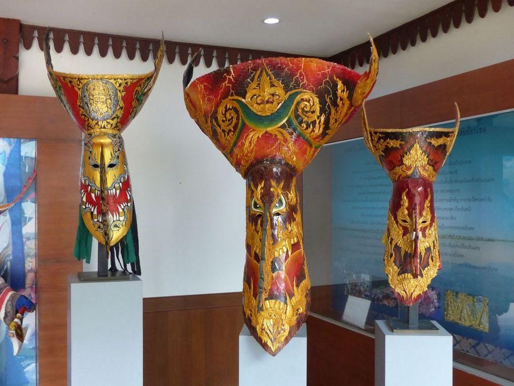 Festival Phi Ta Khon (2) - Les masques