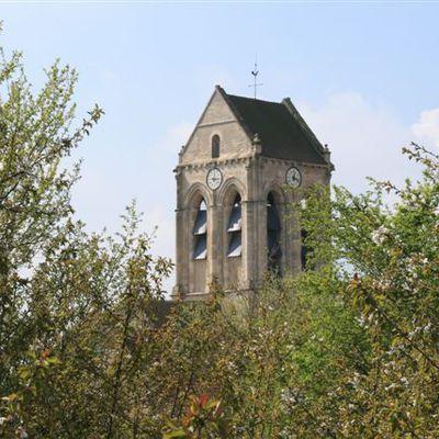 En train à Auvers sur Oise pour une balade sur les traces de Vincent Van Gogh