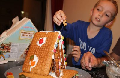 Gingerbread House 2013