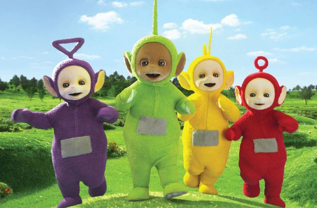 Tinky Winky, Dipsy, Laa-Laa et Po : les Télétubbies arrivent sur Gulli.