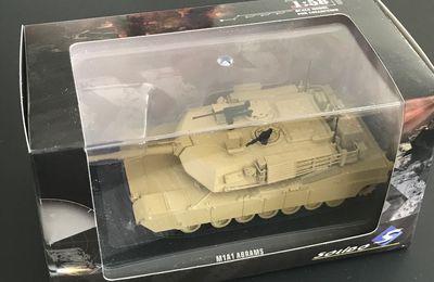 Char M1A1 Abrams (Solido - 1/58)