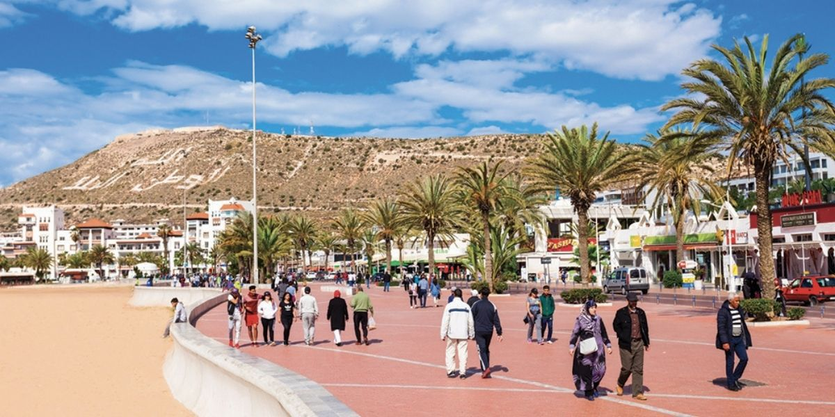 Grand théâtre, salle couverte, parcs, musée…Agadir prépare sa mue