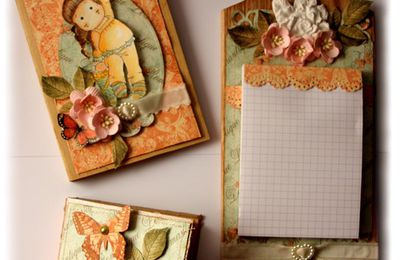 Invitée boutique Romantic Creations by Carina