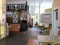 *Home Challenge* une caravane pour chambre d'hôtel