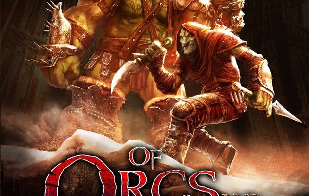 TEST de OF ORCS AND MEN (testé sur XBOX360)