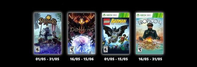 Games with Gold - Mai 2021