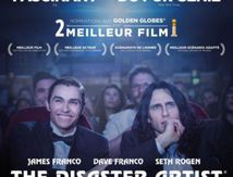 The Disaster Artist (2018) de James Franco.