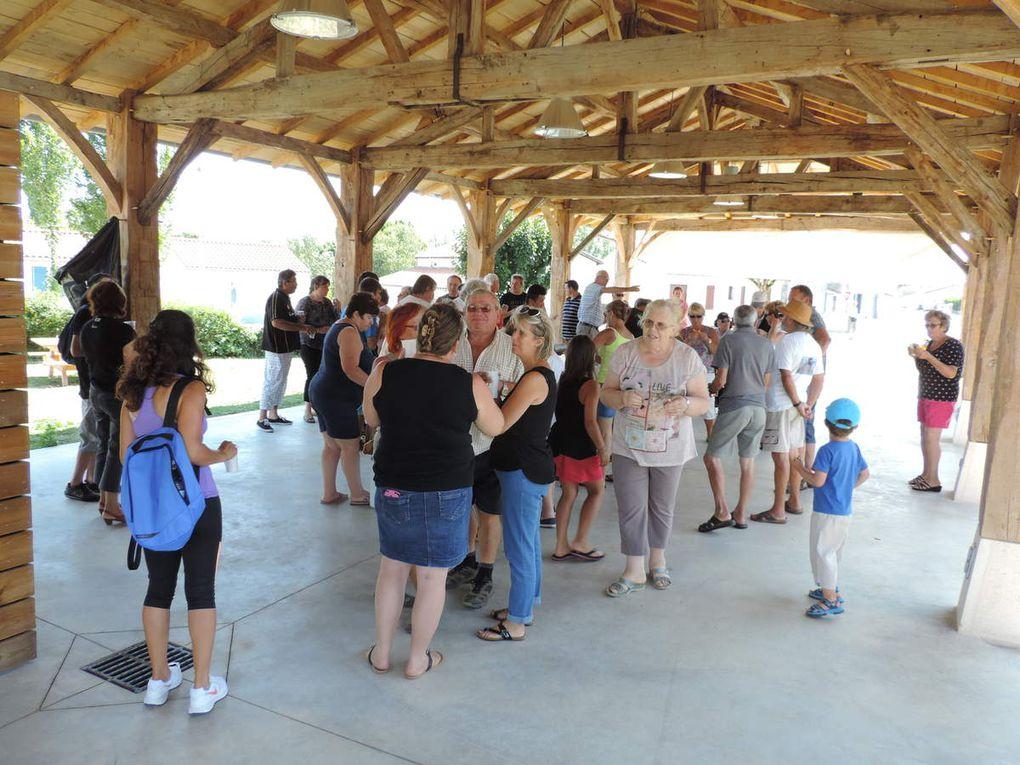 Casse-croûte traditionnel du 14 juillet 2015
