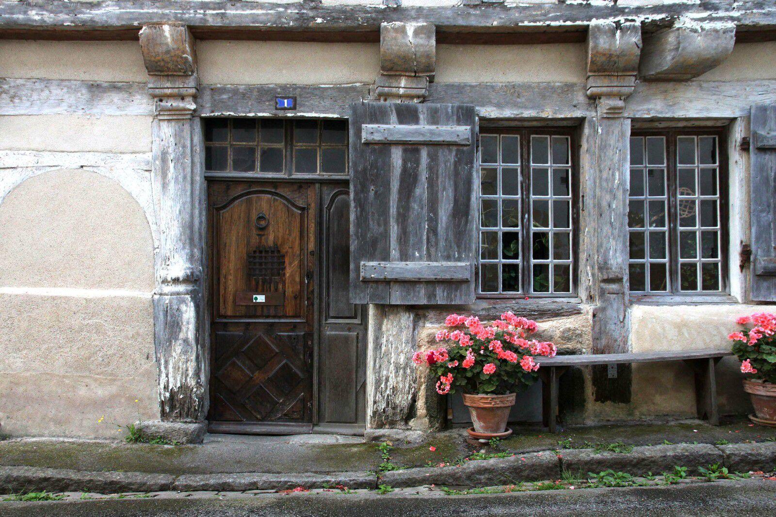 Portes et fenêtres font toujours partie de mes intérêts