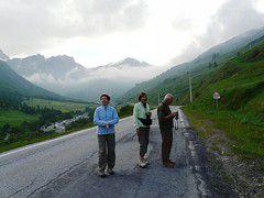 Session botanique F.M.B.D.S. à Sampeyre valle Varaita Italie du 10 au 13 juin 2011
